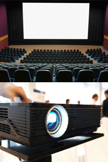 your source for projector rentals in ottawa