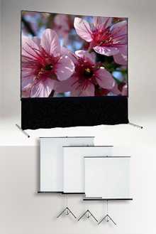 rent a projector screen in ottawa
